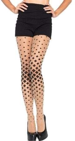 4eb08ee74 Women s Diamond Illusion Pantyhose