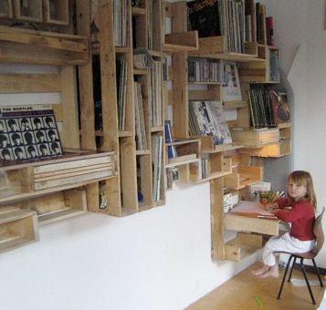 Réaliser des meubles à partir de palettes par L'Académie du Bricoleur