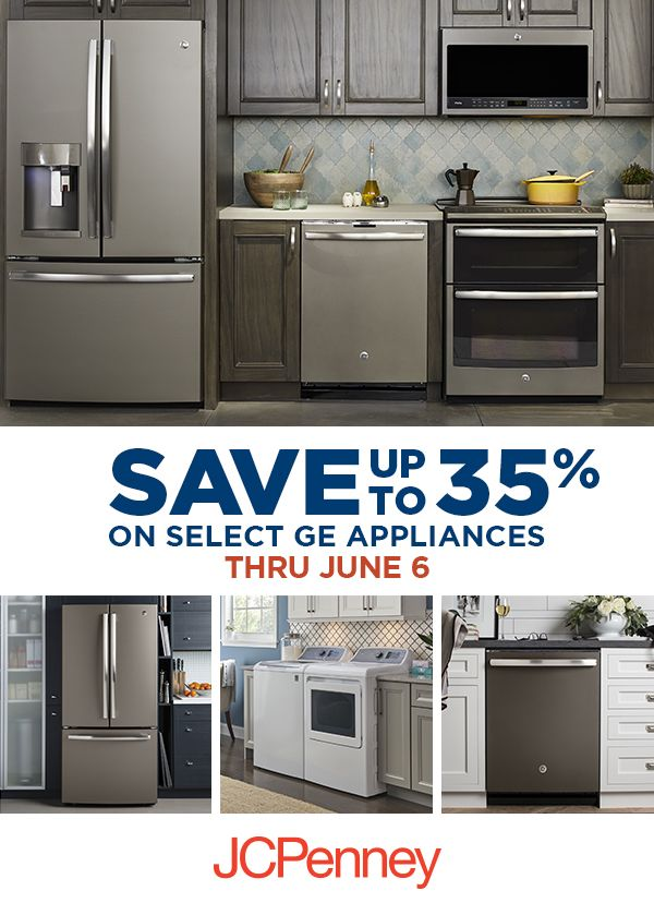 get the deal of the summer now on select ge appliances to freshen up rh pinterest com