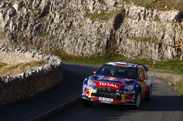 Wales Rally GB 2011
