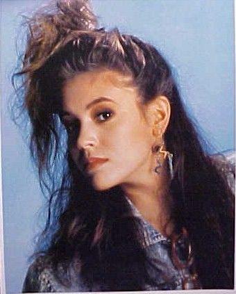 Alyssa Milano.80's - Who's the Boss?