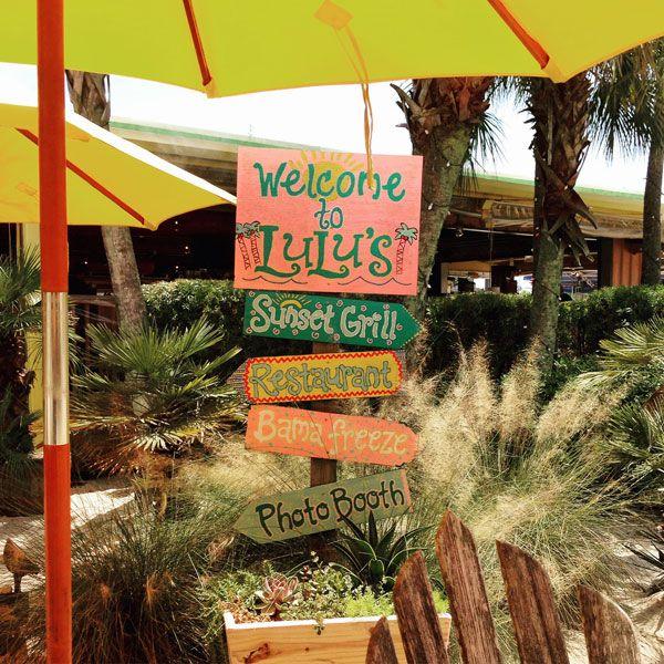 www.thisgirltravels.com A Multisensory Experience at LuLu's Restaurant in Gulf Shores, Alabama via @shannonentin #gulfshores #Alabama #orangebeach #LuLus  #familytravel