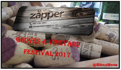 Alfonzo Words: Fun at the #Groves2017 & Vineyard Festival with th...