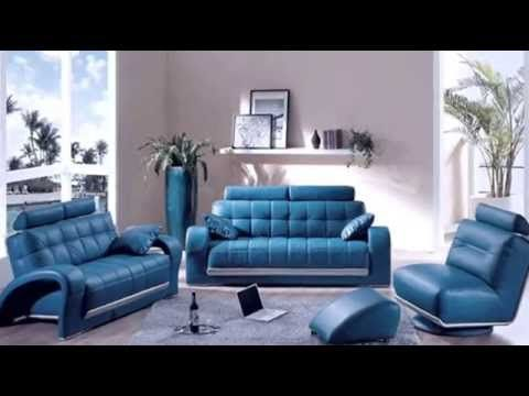 Blue Living Room Furniture | Blue Living Room Ideas