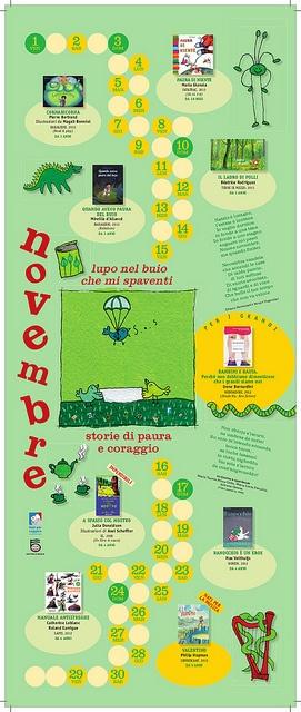 Calendario Nati per Leggere e Nati per Musica in Sardegna 2013: NOVEMBRE