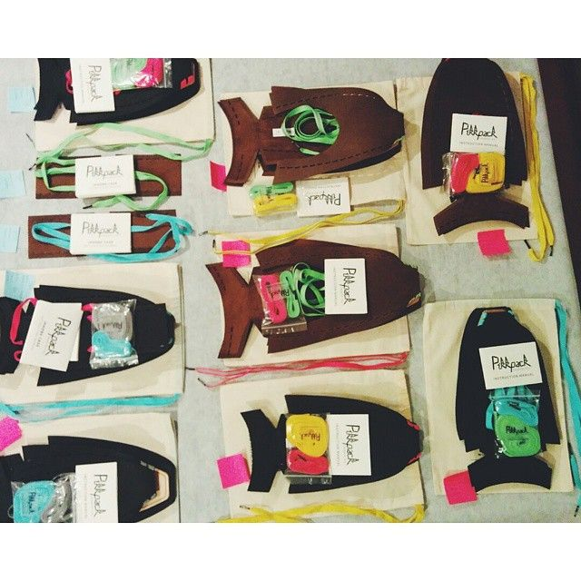 Ready to ship #pikkpack #diy #kit on their way to their owners ! #fashionstartup #kickstarter #backers #fun