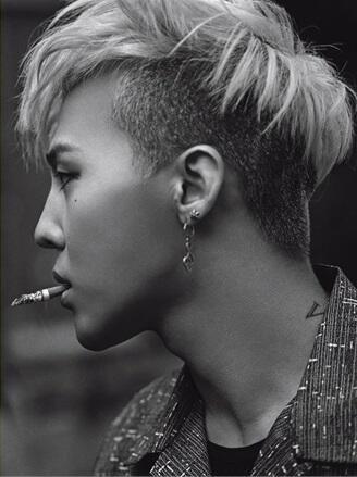 BIGBANG | G-DRAGON | JIYONG | VOGUE