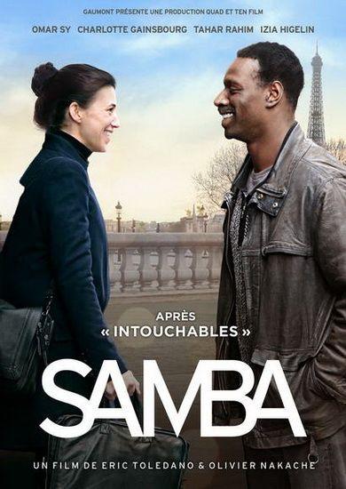 Samba est un Sénégalais arrivé en France il y a 10 ans qui collectionne les petits boulots; Alice est une cadre supérieure qui souffre d'épuisement professionnel. Lui essaye par tous les moyens d'obtenir ses papiers, alors qu'elle tente de se reconstruire par le bénévolat dans une association. Chacun cherche à sortir de son impasse jusqu'au jour où leurs destins se croisent et se fraye un chemin vers le bonheur. Et si la vie avait plus d'imagination qu'eux?