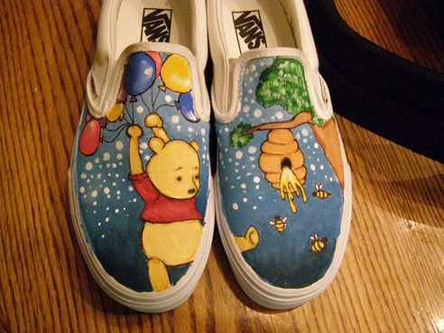 I want to make some like this but like the movie Up, not Winnie the Pooh.