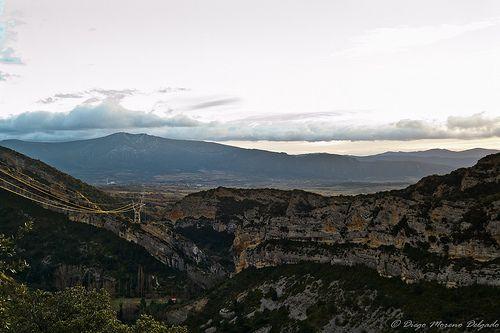 Sierra de Arcena - Arcena mountains