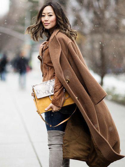 """Aimee Song - Song of StyleEine weitere Dame, die es auf die """"30 unter 30""""-Liste des Forbes Magazine geschafft hat. Aimee hat ihren Blog """"Song of Style"""" 2008 während ihres Studiums gegründet. Die Interiordesign-Studentin konnte sich nicht mit den Frauen in den gängigen Modemagazinen identifizieren, da man dort kaum asiatische Models finden konnte. Ihr Blog war für sie anfangs vor allem ein modisches und stilistisches Selbstfindungs-Experiment.Mittler..."""