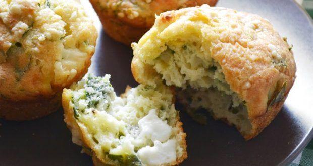 Muffins με κολοκύθι, καρότο και ανθότυρο: Για τους μικρούς, δύσκολους «πελάτες»…