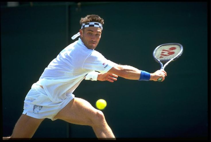 Former tennis star Pat Cash joins Danny Kelly to look back at his career.