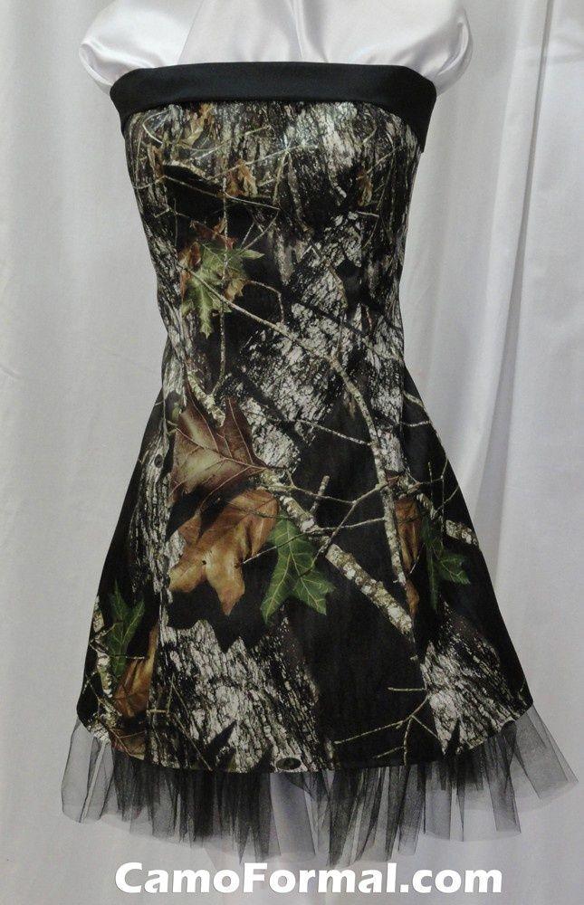 best 25 camouflage prom dress ideas on camo