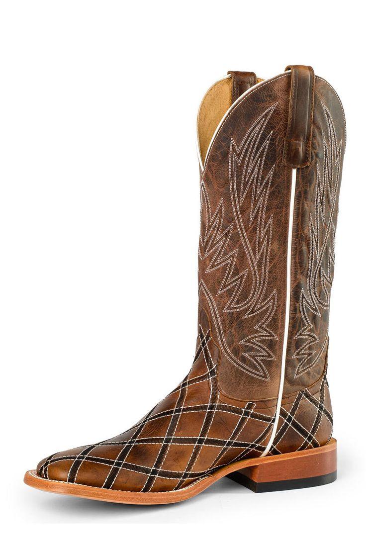 Horsepower Moka Sabotage Men's Cowboy Boots - HeadWest Outfitters