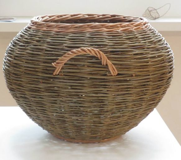 Contemporary Basketry by Virgil Bauzys