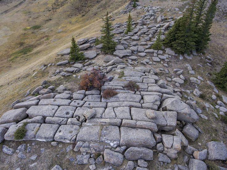 Mystery Rocks of Saskatchewan