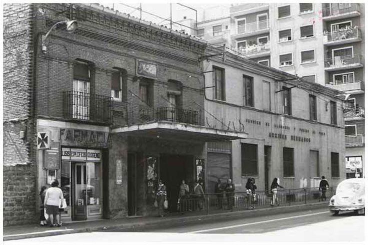 Cine Delicias 1974 | por GAZA - Gran Archivo Zaragoza Antigua