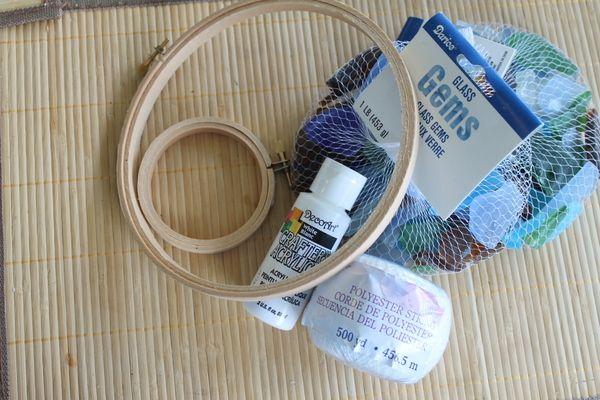 diy wind chimes | DIY Wind Chimes, Sea Glass Crafts