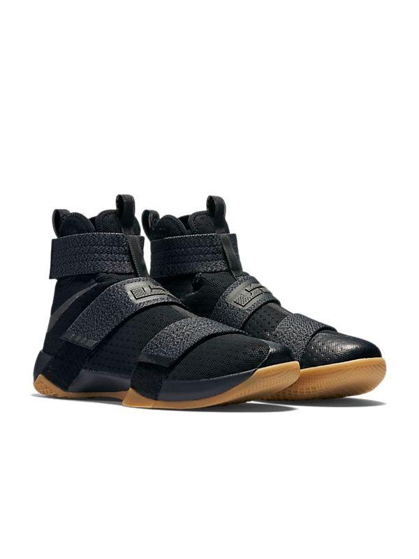 Nike Zoom Lebron Soldier 10 SFG 844378-009