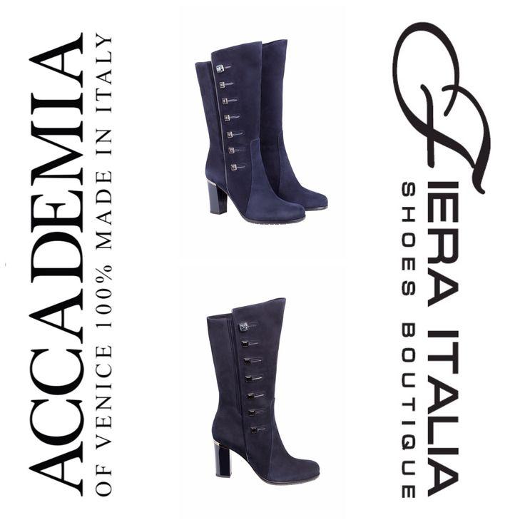 ACCADEMIA COLLECTION FALL - WINTER 15 - 16. FIERA ITALIA.  Shoes boutique. Vaclavske namesti 28. Pasáž U STYBLU.