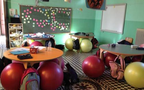 Κρήτη:Το πρώτο δημόσιο σχολείο, που πέταξε τις καρέκλες των μαθητών!