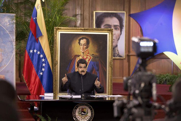 Venezuela bloquea la señal de televisora colombiana Caracol