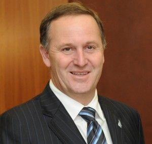 John Key, Prime Minister of New Zealand