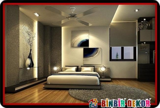Yatak Odasi Duvar Renkleri 2019 Yatak Odasi Duvar Boya Renkleri