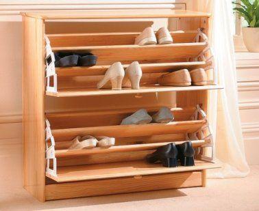 unique shoe rack ideas to keep shoes organise
