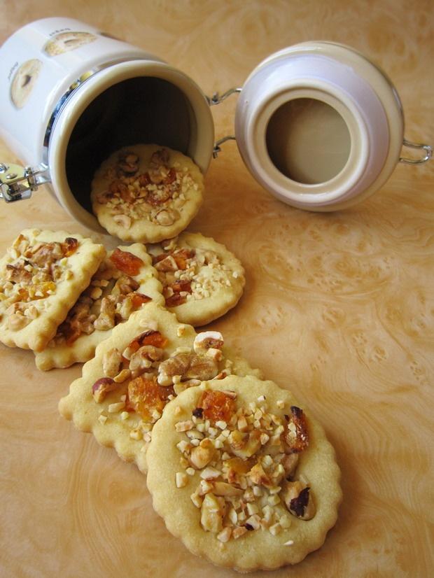 Galletas con muesli (Granola cookies)