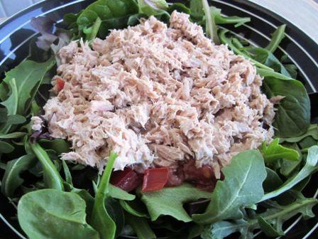 Tuna fish recipes easy tuna salad recipe easy healthy for Healthy tuna fish recipes