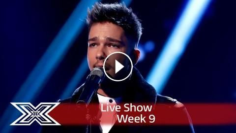 Matt Terry kicks off Christmas Week with Silent Night! | Semi-Final | The X Factor UK 2016: Visit the official site: It's beginning to look…