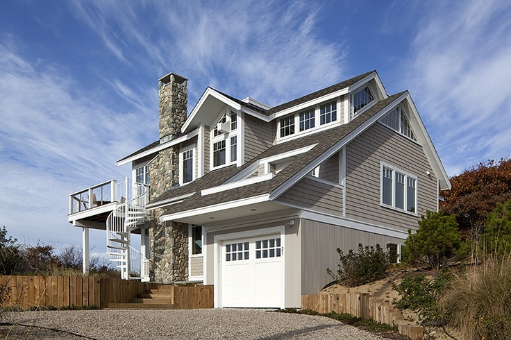 59 best ideas about cape cod exterior on pinterest cape for Cape cod waterfront homes for sale