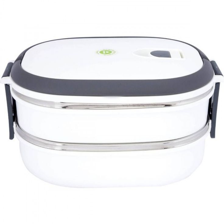 Faize Bearings And Tools Plastic Two Layer Lunch Box In White Color  #lunchboxes #Homeandkitchen #Discounts #Offer #ebizy