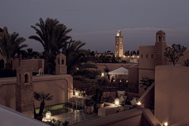 Royal Mansour - Picture gallery
