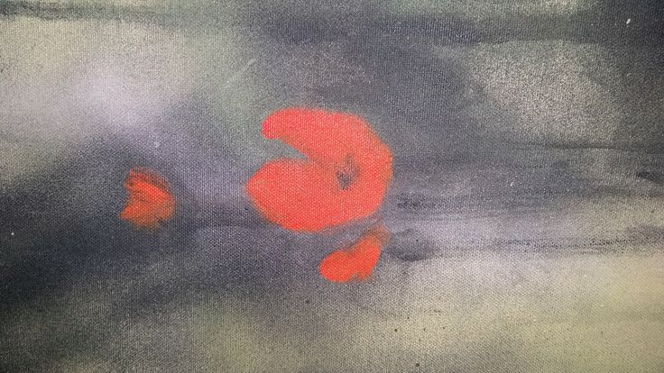 Ophelia (Poppy - detail)