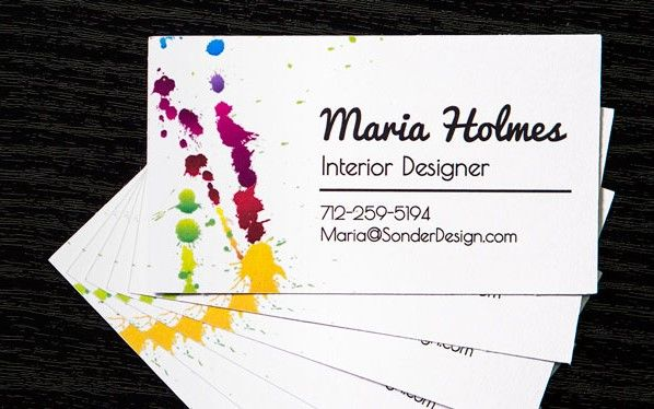 Create professional quality business cards using your home printer create professional quality business cards using your home printer shop business card stock at reheart Image collections