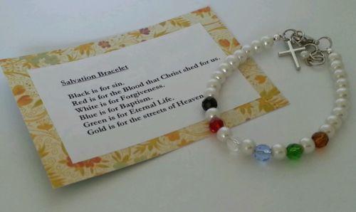 17 Best ideas about Salvation Bracelet on Pinterest | Vbs ...