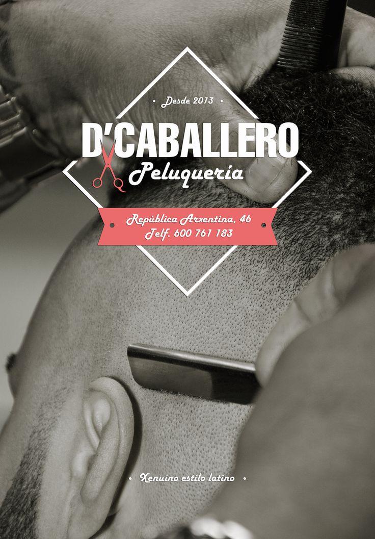 #haircut #man #cute #latino #latin #black #mirandapriestly #coralia #santiagodecompostela #galicia