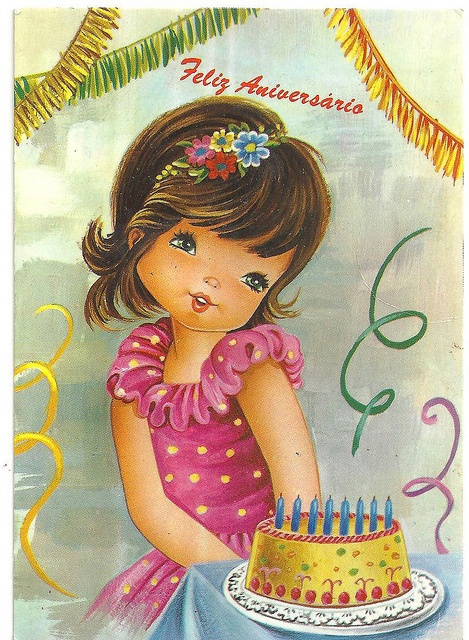 22 Best images about Birthday Cards – Portuguese Birthday Cards