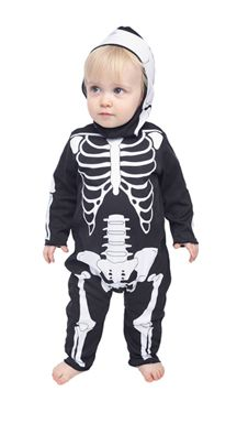 baby bones halloween costume for infants months - Skeleton Halloween Costume For Kids