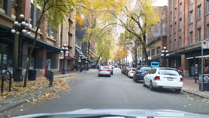 4K Video Gastown Vancouver Samsung galaxy Note 3