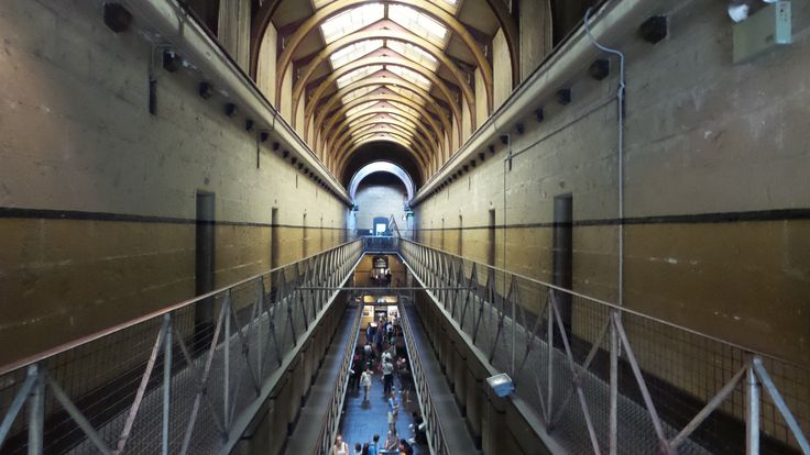 The Old Melbourne Gaol is one of Melbourne's most popular tourist attractions - review by Wilson Travel Blog