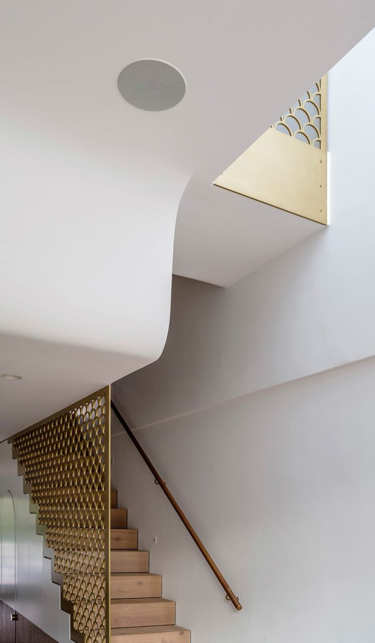 Bougainvillea Row House Is A Modern Terrace House Designed By Luigi  Rosselli Architects, Located In Woollahra, Sydney Australia.