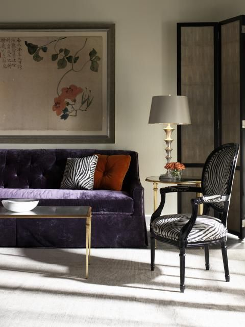 Lillian August Fine Furnishings for Hickory White | http://macqueenhomela.houzz.com/ | #InteriorDesign #Furniture
