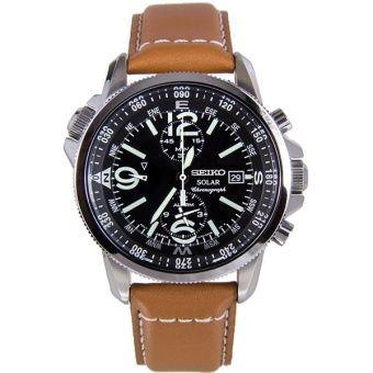 รีวิว สินค้า SEIKO Solar Alarm Chronograph Men's Watch รุ่น SSC081P1 - สีเงิน/สีดำ/สีน้ำตาล ⛄ ขายด่วน SEIKO Solar Alarm Chronograph Men's Watch รุ่น SSC081P1 - สีเงิน/สีดำ/สีน้ำตาล คืนกำไรให้ | codeSEIKO Solar Alarm Chronograph Men's Watch รุ่น SSC081P1 - สีเงิน/สีดำ/สีน้ำตาล  รับส่วนลด คลิ๊ก : http://shop.pt4.info/gwADR    คุณกำลังต้องการ SEIKO Solar Alarm Chronograph Men's Watch รุ่น SSC081P1 - สีเงิน/สีดำ/สีน้ำตาล เพื่อช่วยแก้ไขปัญหา อยูใช่หรือไม่ ถ้าใช่คุณมาถูกที่แล้ว เรามีการแนะนำสินค้า…