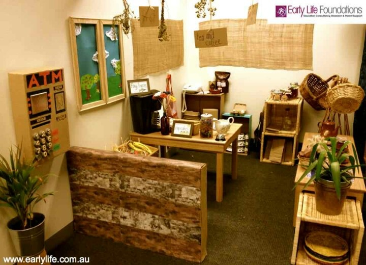 An Amazing Creative Role Play Indoor Setup Reggio