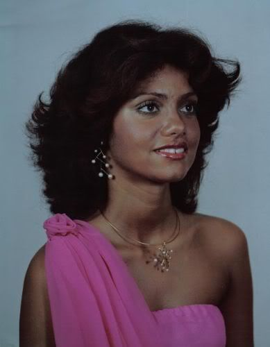 Debbie Campbell, Miss Jamaica World 1979, Third - Miss World
