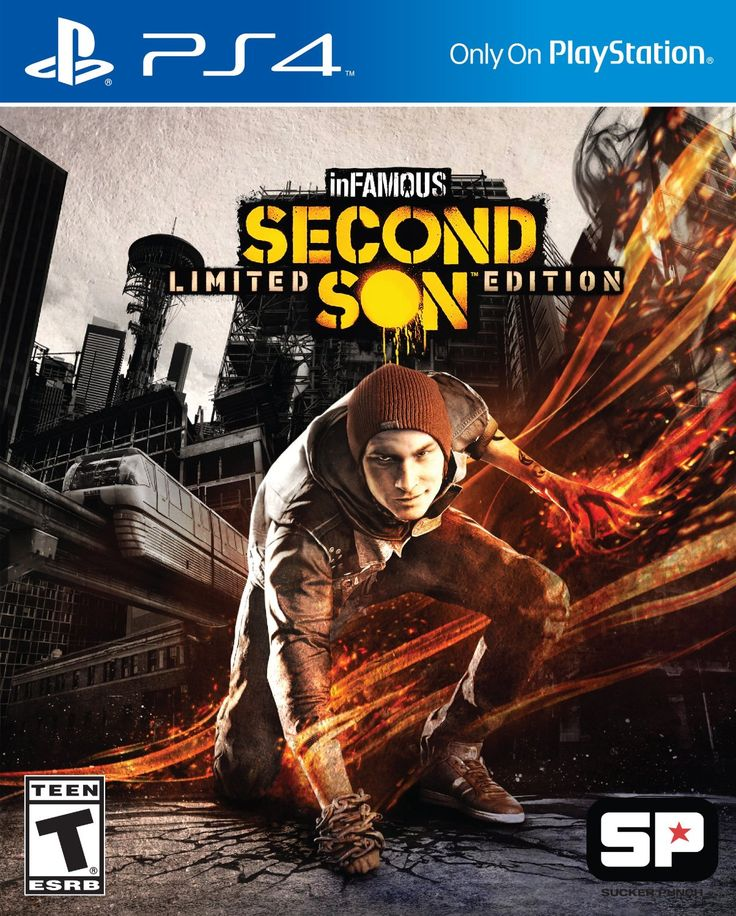 PlayStation 4 Games: Middle-earth: Shadow of Mordor $50, Infamous: Second Son $30 & More